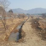 가평군 가평읍 달전천 생태하천 복원사업 공사기간내 완공