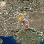 인도 북부서 규모 5.6 지진, 강력한 흔들림 인접국에도