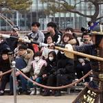 설 연휴 마지막 날, 전통무예의 기운을 충전하는 시민들