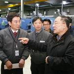 홍남기 경제부총리, 인천 남동인더스파크 방문