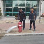 인천 송도소방서 시설 일제 점검·정비 지상식 소화전 671곳 등 총 680곳 대상