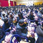 '천 개의 바람'이 된 250명… 단원고 세월호 희생자들 졸업식