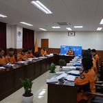 조인재 경기북부소방재난본부장, 연천소방서 방문 직원들과 공감의 시간