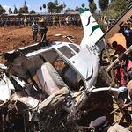 케냐 야생동물 관광지서 추락한 경비행기…탑승자 5명 전원 사망