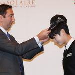박성현, 최고액 모자 쓰고 5승 도전