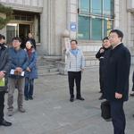 조광한 남양주시장, '홍유릉 역사공원 사업지' 현장서 차별화 주문