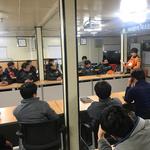 인천 송도소방서, 삼성바이오에피스 공사현장 소방안전교육