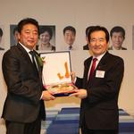 성남시의회 박문석 의장, 2019 지구촌희망펜상 의정부문 대상 수상