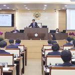 평택시의회, 제204회 임시회서  부의안건 총 30건 심사·의결