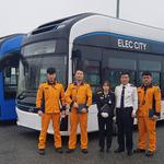 인천 영종소방서, 자동차 화재 대응 및 기술연구를 위한 산업현장 방문