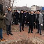 인천시의회, 송림초에 안전한 교육 환경 약속