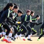 여자축구 오늘부터 '월드컵 베스트11' 옥석 가린다