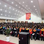 경동대 양주 캠퍼스서 신입생 등 1000여 명 2019학년도 입학식
