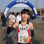 마라톤 선수의 꿈 한발짝