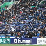 인천 축구 열기가 2만큼