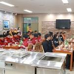인천 공단소방서, 식당 리모델링 완료 기구 교체 등 위생적인 조리환경 구축