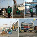 이천시 신둔면, '쾌적한 거리조성 프로젝트' 본격 시작