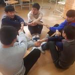 안양 신안중, 신학기 적응 '십오통활 프로그램' 실시
