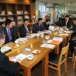 수원시의회 도시환경교육위,평생학습관·외국어마을 산하기관 방문