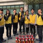 남동발전 분당본부, 'The 안전한 마을 만들기'소화기 나눔 행사