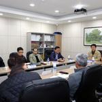 김광철 연천군수, 백학일반산업단지 입주 기업인과의 간담회 개최