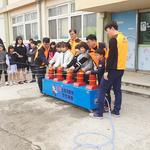 안성소방서, 서운초 학생·교직원 80여명에 '맞춤형 안전교육'