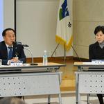 """정동균 양평군수, """"박윤희 사장의 책임하에 양평공사 혁신할 것"""""""