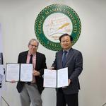 평택시국제교류재단-한국조지메이슨대학교 글로벌 교류 활성화를 위한 상호 업무협약