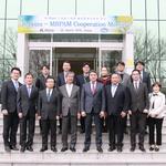 석유원, 몽골 광물석유청장에 '자원정보센터 구축 지원' 약속