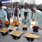 성남시의회 박문석 의장, '안중근의사 순국 109주년 추모식' 참석
