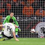 유로 2020 네덜란드전서 결승 골 터뜨리는 독일 슐츠