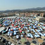 성남시, 모란민속5일장터 이전·개장 1주년 기념 축제 한마당 개최