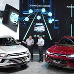 쌍용자동차, 서울모터쇼서 미래 모빌리티 비전 발표
