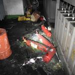 인천 한 주물공장서 화재 … 직원 1명 숨져