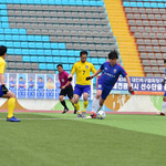 제38회 축구협회장기 대회 청년부 대전, 장년부 광주 등 각각 우승