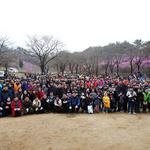 부천시민 1000여명 원미산 진달래동산서 내 나무 심기 행사