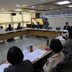 양진하 수원시의원,  '수원형 푸드플랜 구축  간담회' 개최