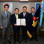 강화 규제개혁 정책 공로 인정 받다 군, 유공 정부포상서 기관표창 수상
