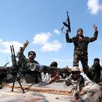 트리폴리 향하는 리비아 동부 군벌 병력
