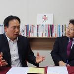 이권재 한국당 오산당협위원장, 유튜브 채널 통해 지역 발전방향 논의