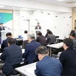 박승원 광명시장, 기자회견서 도시재생 계획 밝혀… 소하동 등 3곳 건립