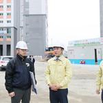 평택시, 자연재난 대비 유천펌프장·고덕신도시 등 현장점검