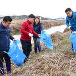 광주시, 특별대책지역 수질보전정책협의회와 경안천 가꾸기 환경정화운동 전개