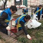 인천 부평1동 주민자치위, 새봄맞이 마을 가꾸기 행사