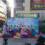 흥겨운 무대에 성남 시민 어깨 들썩 시, 10월까지 토요예술제 순회 공연