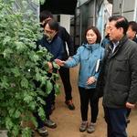 강화군 첨단농업 육성에 '온힘' 비닐하우스 시설 패키지 등 지원