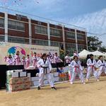 광명초교 운동장서 '제4회 다문화 주민 한마음 축제'