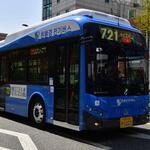 인천 '친환경 전기버스' 본격 시동