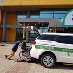 의정부시설공단, '제39회 장애인의 날' 교통약자 특장차량 운행