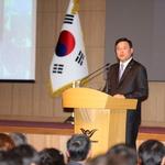 인천공항, 글로벌 경제 중심으로